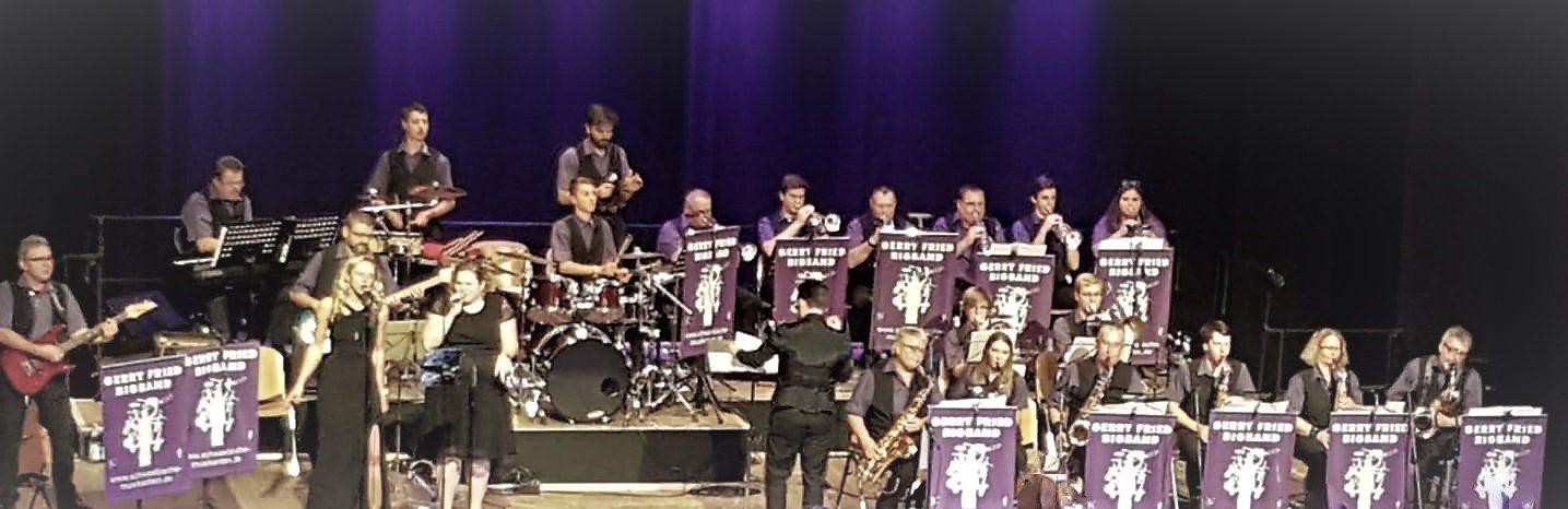 Gerry Fried Big-Band